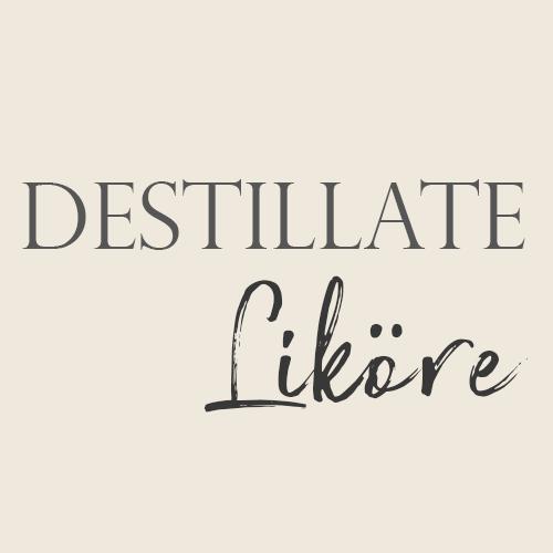 Destillate und Liköre